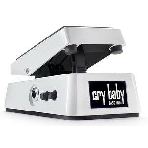 ミニサイズのベース用ワウDunlop 《Jim Dunlop/ジム ダンロップ》 CBM105Q Cry Baby Mini Bass ...