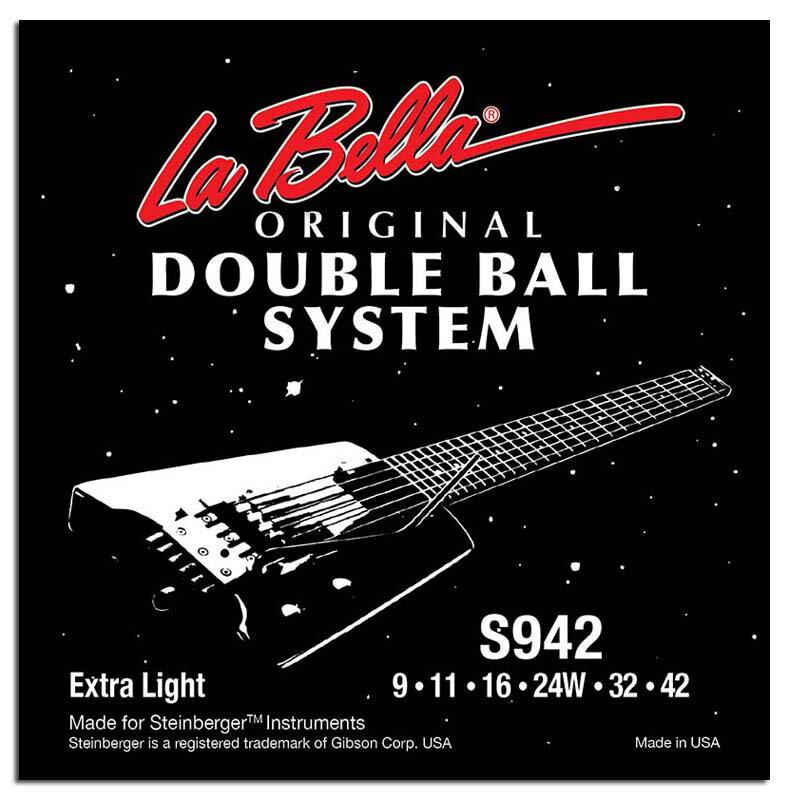 ギター用アクセサリー・パーツ, エレキギター弦 La Bella S942
