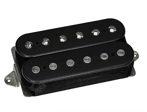 ギター用アクセサリー・パーツ, ピックアップ DiMarzio Illuminator Bridge DP257F (BlackF-Spaced)