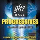 GHS Bass Progressives L8000 LIGHT (040-100)