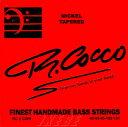 R.Cocco Finest Handmade Bass Strings 5弦用 Extra-Long (RC5CWTXN/ニッケル/45-130TXL)