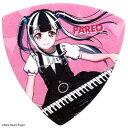 渋谷IKEBE楽器村で買える「キョーリツ BanG Dream! RAISE A SUILEN コラボレーションピック ×10枚セット [RASPICK-PAREO]」の画像です。価格は1,080円になります。