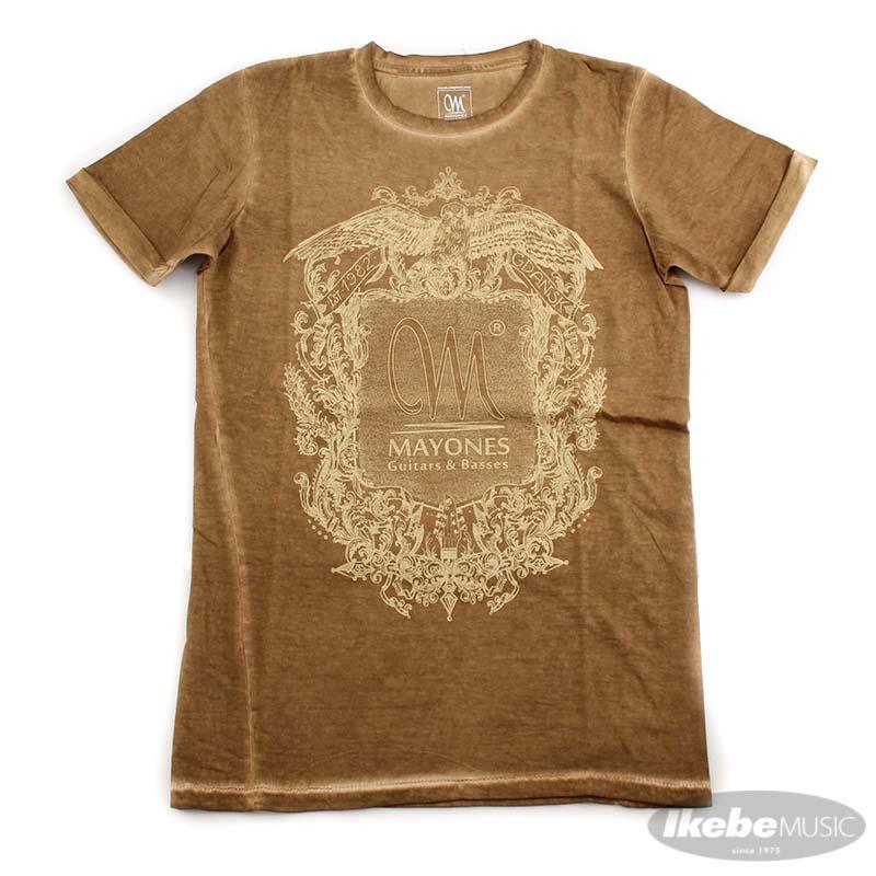 トップス, Tシャツ・カットソー MAYONES Mayones Clash T-Shirt Denim Rust L-size
