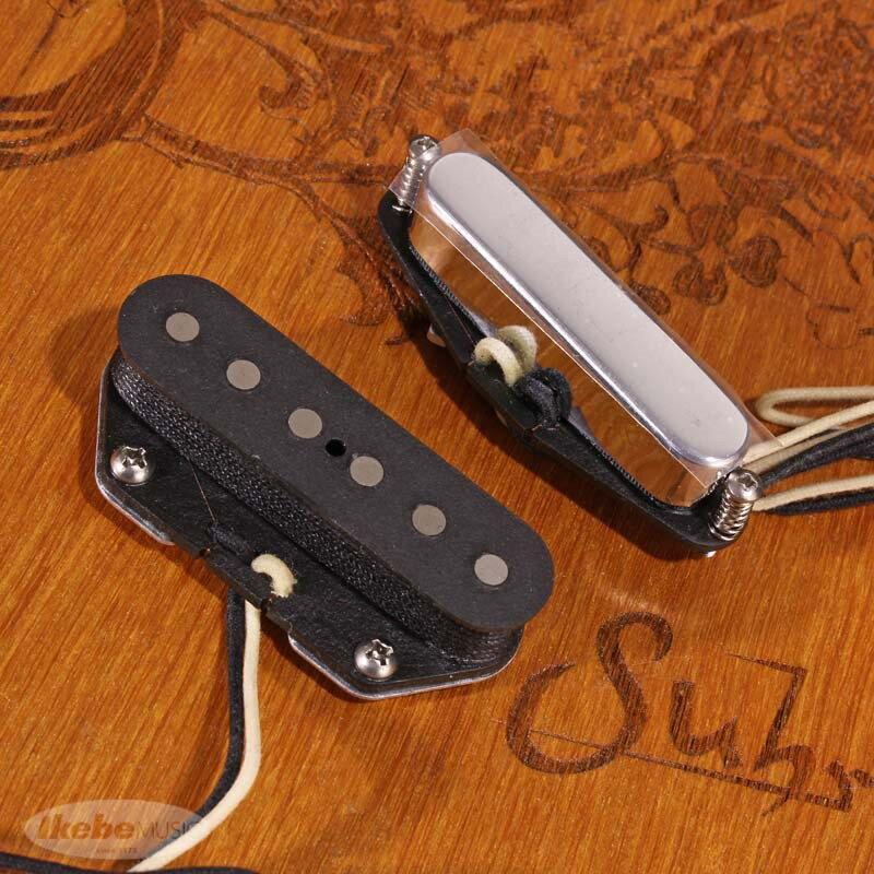 ギター用アクセサリー・パーツ, ピックアップ Suhr Guitars M.A.T Mateus Asato T Pickups Set (Bridge Neck Chrome)