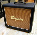 Bogner 《ボグナー》 1×12 CUBE Cabinet Closed Back/Comet/Brown 【箱ボロアウトレット】