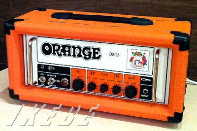 【ギターアンプ】Orange 《オレンジ》 OR15 Head【台数限定特価】