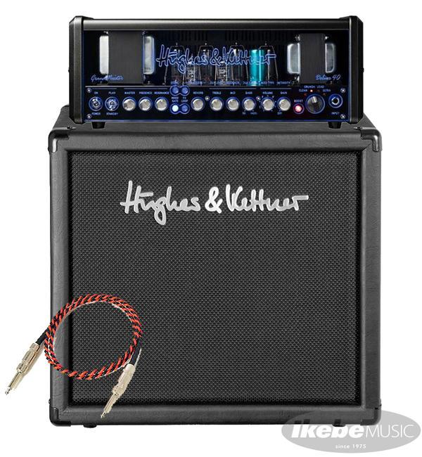 ギター用アクセサリー・パーツ, アンプ Hughes Kettner GrandMeister Deluxe 40 TubeMeister 112 Cabinet Belden9497