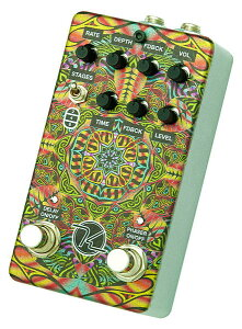 【ディレイ/フェイザー】Keeley Electronics 《キーリー》 Jimi Hazel Echo Phase 【1月15日発...