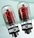 【真空管/パワーチューブ】GrooveTubes GT-6L6GE 【2本セット】