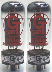 【真空管/パワーチューブ】GrooveTubes GT-6L6C 【2本セット】