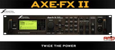 【ギターサウンドシステム】Fractal Audio Systems ( フラクタル ) Axe-Fx II 【あす楽対応】