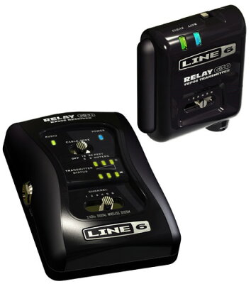 """ライン6 ワイヤレスシステム""""Relay G30""""登場!LINE6 《ラインシックス》 Relay G30 [Wireless S..."""