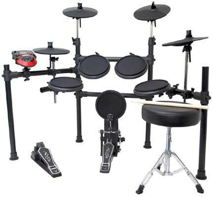 MEDELI 《メデリ》 DD-512J [3 Cymbal Kit] 電子ドラムセット 【ヘッドフォン&教則DVDサービス!】