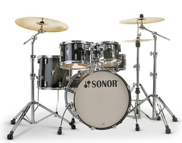 ドラム, ドラムセット SONOR AQ2 STUDIO TSB BD20FT14TT1012SD14