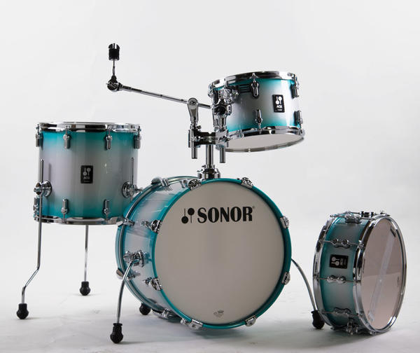 ドラム, ドラムセット SONOR AQ2 BOP ASB BD18FT14TT12SD14