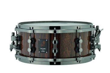 """SONOR 《ソナー》 OOAK17-1406SDWD [2017:One of A Kind Snare Drum - """"Bocote""""] 【全世界70台限定】 【2017 NAMM】"""
