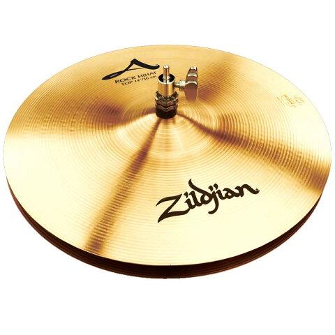 """Zildjian/A.Zildjian 《ジルジャン》 Rock HiHat 14""""pr [NAZL14RKHHT&HHBM]"""