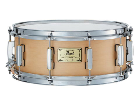 Pearl《パール》 TNS1455S/C [TYPE 1 (6ply /6.1mm)] THE Ultimate Shell Snare Drums supervised by 沼澤尚【2018年秋発売予定】