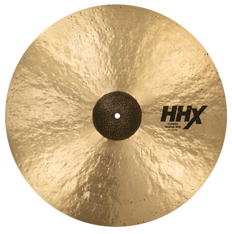 ドラム, ライドシンバル Sabian HHX-23CMR HHX Complex Medium Ride 23