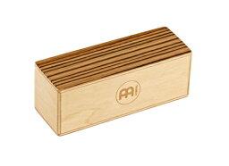 MEINL 《マイネル》SH53-S [Wood Shakers Exotic Zebrano/Small]
