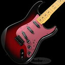 "Fender Japan Exclusive Series 《フェンダー》 Ken Stratocaster Galaxy Red 【6月下旬入荷予定】 【数量限定!KORG""チューナー缶""P…"