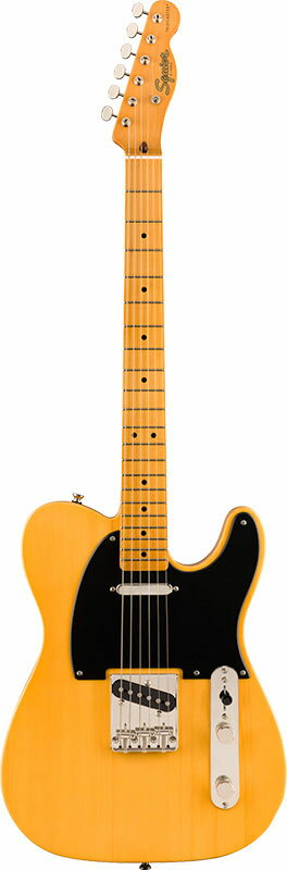 ギター, エレキギター Squier by Fender by Classic Vibe 50s Telecaster (Butterscotch BlondeMaple Fingerboard)gp5