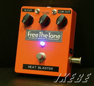 Free The Tone����˻�ư��Free The Tone Custom����HEAT BLASTER��