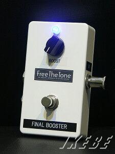 """プロ御用達のプロジェクト、Free The Tone!!Free The ToneFree The Tone """"FINAL BOOSTER"""""""