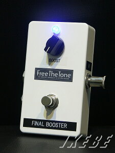 �ץ����ã�Υץ?�����ȡ�Free The Tone����Free The ToneFree The Tone ��FINAL BOOSTER��