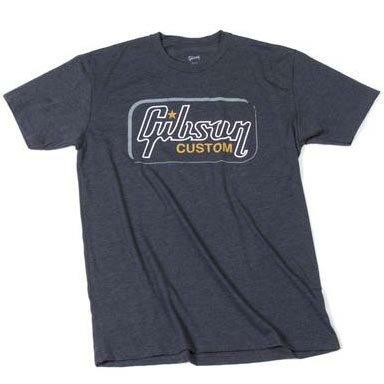 トップス, Tシャツ・カットソー Gibson Custom T (Heathered Gray)