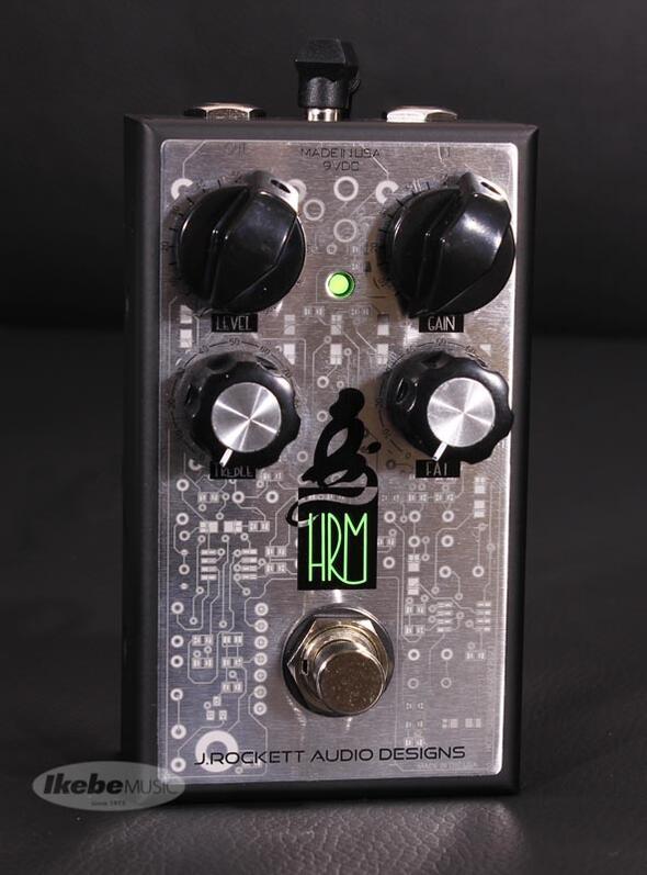 ギター用アクセサリー・パーツ, エフェクター Rockett Pedals J.Rockett Audio Designs Hot Rubber Monkey (HRM) D amp style