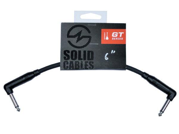 ケーブル, シールドケーブル SOLID CABLES GT Series 6inch 15cm