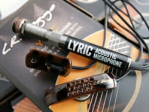 L.R.Baggs 《エルアールバッグス》LYRIC Acoustic Microphone