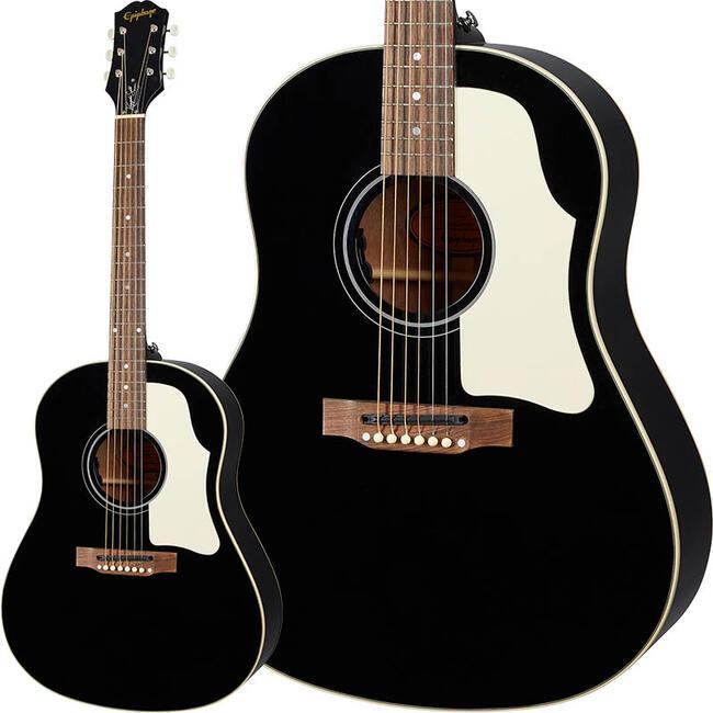 ギター, アコースティックギター Epiphone by Gibson Kazuyoshi Saito J-45 Outfit (Ebony)