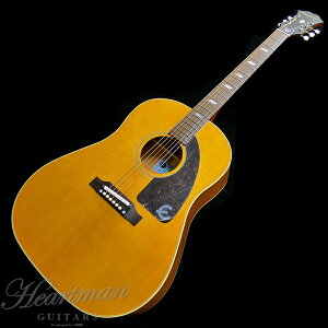 """Epiphone by Gibson 《エピフォン》 Japan Limited Elitist """"1964"""" Texan FT-79 Vintage Amber 【Made in Japan】【数量限定でエピフォン豪華アクセサリーキット・プレゼント】"""
