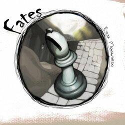 ERIK MONGRAIN / FATES('07)[CD] 【アコギCD】【インスト系】【フィンガーピッキング系】