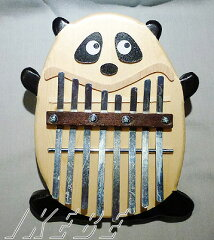 キャラクターカリンバ Tinga Tinga House  アニマルカリン歯:パンダ