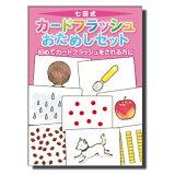 七田式カードフラッシュおためしセット