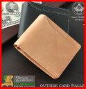 【United HOMME uhp-001a】 二つ折り財布 財布 レザー メンズ 二つ折り ブランド 革 本革 人気 2つ折り財布 小銭入れあり 折り財布 送料無料 レディース