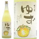 奈良県 梅乃宿酒造 ゆず酒 1800ml