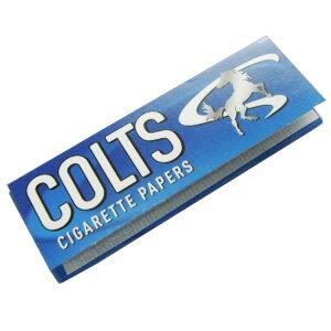 コルツ 巻きたばこ用 シガレットペーパー 喫煙具 COLTS シャグ【メール便250円対応】