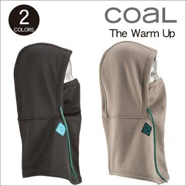 【 COAL THE WARM UP 】 コール バラクラバ フードウォーマー 目出し帽