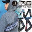 【 HOLDTUBE TOUCH FUSION ベルト型ポーチ 】 ホールドチューブタッチフュージョン [野外フェス/ライブ/ランニング/アウトドア/ポーチ/伸縮素材]