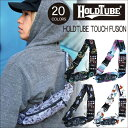 【HOLDTUBE TOUCH FUSION ベルト型ポーチ...