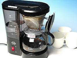 使い方の説明書つき!【送料無料】快適コーヒー生活スターターキット (コーヒーメーカー2~5...