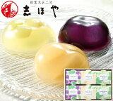 おかやま果実(清水白桃・マスカット・ピオーネ)のフルーツゼリー (6個入) お祝 内祝 お返し お取り寄せ お中元 ギフト