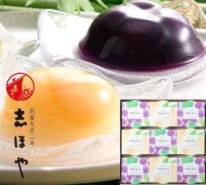 清水白桃・ピオーネゼリー(9個入)  プレゼント ギフト お祝 内祝 お供え ホワイトデー 母の日ギフト