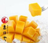 完熟マンゴー(太陽のタマゴ)大玉