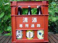 「越乃寒梅別撰」と「新潟の地酒」が一升瓶6本で12,000円セット【送料無料】
