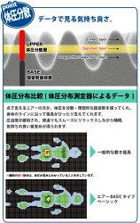 【東京西川】マットレスタイプ敷き布団ベーシック(シングル8×97×195cm)AIR01エアーファースト硬さ100ニュートン敷布団日本製AI0010BT